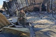 تصاویر بی سابقه از اصابت موشکهای ایران به پایگاه عین الاسد