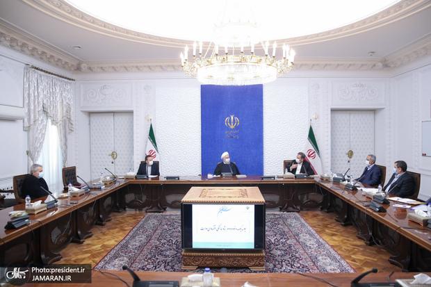 دستور روحانی درباره اصلاح لایحه بودجه 1400
