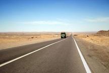 جاده های خوروبیابانک برای مسافران خطرآفرین است