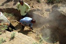 ۴۵۷ هزار مترمکعب آب در خمین ذخیره شد