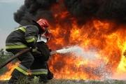 آتشسوزی کارخانه مقواسازی بروجن مهار شد