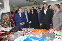 معاون وزیر کار ازمرکز آموزش فنی وحرفه ای میاندوآب بازدید کرد