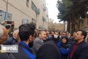 جمعی از مردم شاهرود با استیضاح شهردار این شهر مخالفت کردند