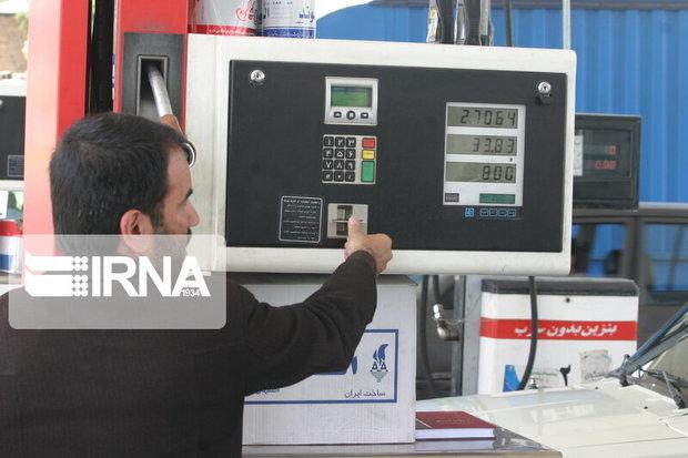 مصرف بنزین در خراسان شمالی افزایش یافت