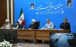 رییس جمهور: سیستان و بلوچستان پیشانی امنیتی کل ایران است