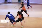 فوتسالیست شیرازی با تیم ملی بانوان راهی تاجیکستان شد