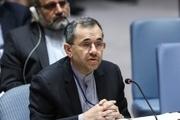 نامه ایران به سازمان ملل: در هیچ حمله ای علیه آمریکا در عراق دخالت نداشته ایم