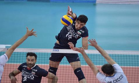 پیوستن ملی پوش والیبال ایران به لیگ فرانسه