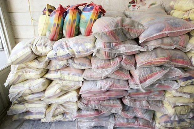 ذخیره سازی 58 هزار تن برنج در بندر بوشهر