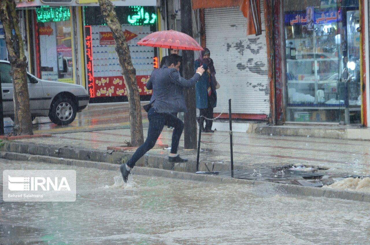 آمادهباش شهرداری همدان برای جلوگیری از آبگرفتگی