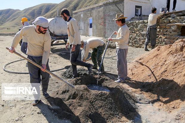 ۲۱۳ گروه جهادی به مناطق مختلف خراسان جنوبی اعزام شدند