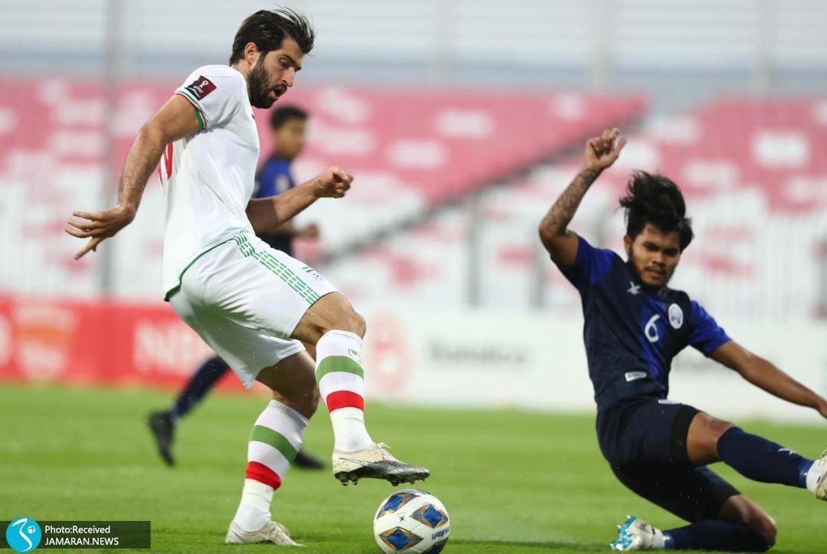 پیشنهاد سنگین اماراتیها مهاجم لژیونر ایرانی