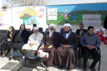 انقلاب اسلامی ایران بر گرفته از قیام عاشورای حسینی است