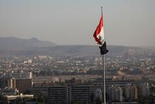 فرود نخستین هواپیمای پاکستانی در دمشق بعد از 10 سال+عکس