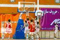 رقابت های بسکتبال لیگ برتر جوانان کشور در یاسوج برگزار می شود