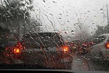 بارش باران و رعد و برق در نواحی مرکزی سیستان و بلوچستان