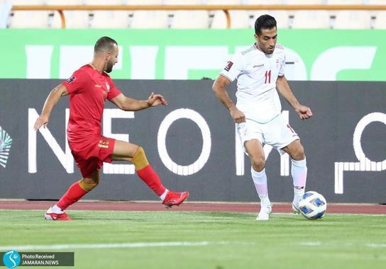 وحید امیری ایران سوریه مقدماتی جام جهانی 2022