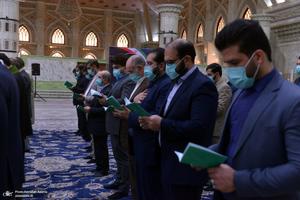 تجدید میثاق اعضا و مدیران شورای عالی استان ها با آرمان های حضرت امام خمینی(س)