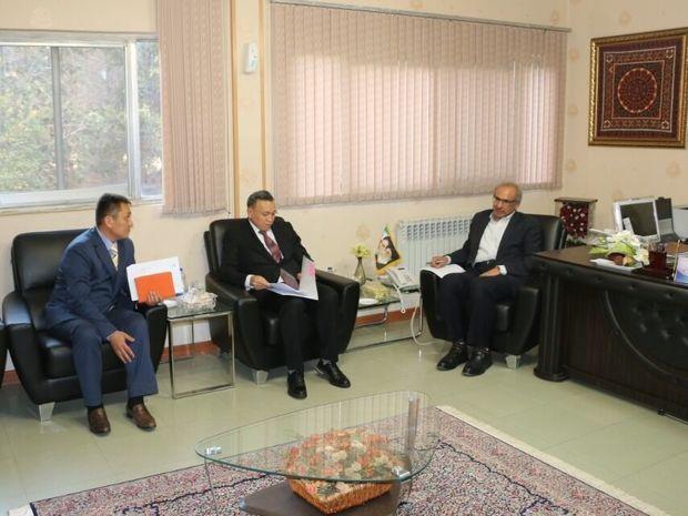 زمینه تبادلات تجاری و گردشگری کرمان با قزاقستان فراهم شد