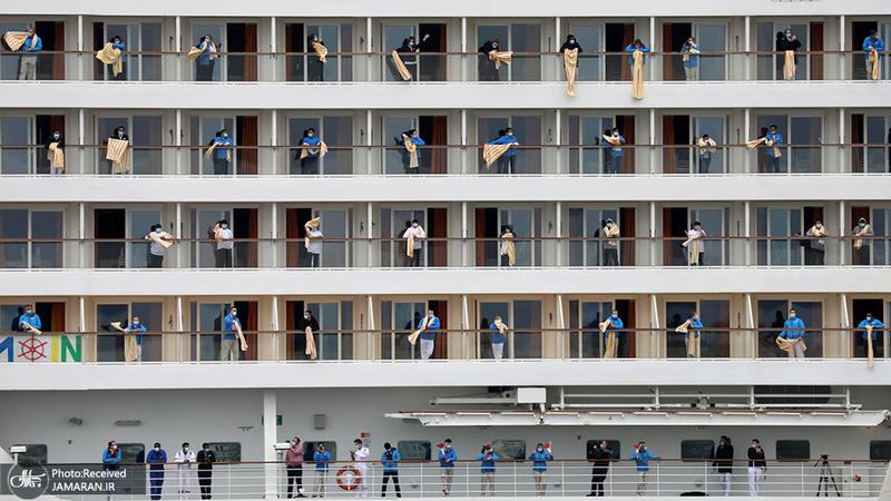 منتخب تصاویر امروز جهان- 12 اردیبهشت 1400