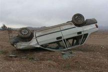 واژگونی خودرو در سبزوار پنج مصدوم بر جای گذاشت