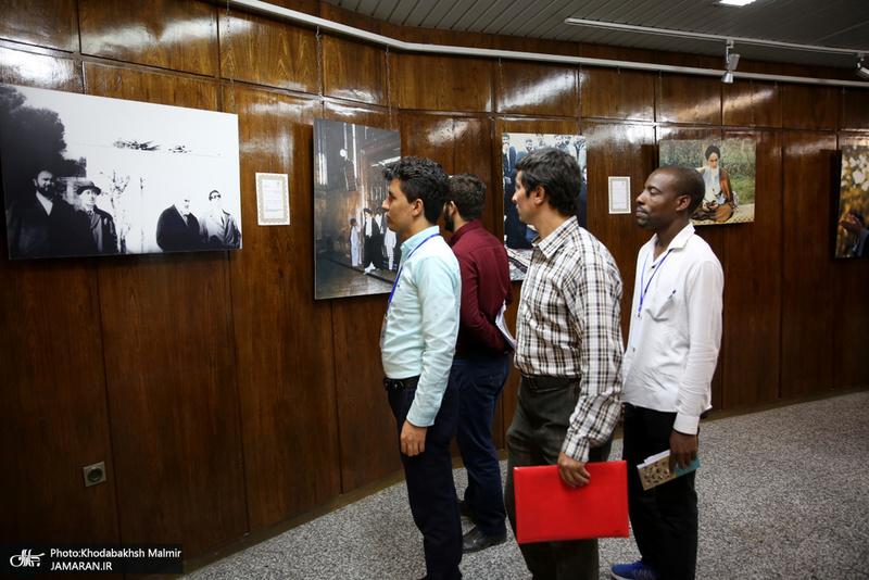 بازدید دانشجویان منتخب طریق جاوید از جماران