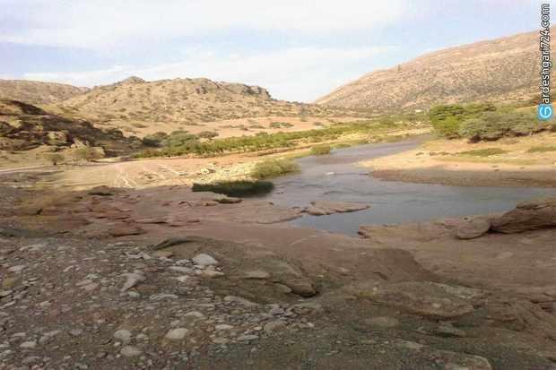 کاهش 70 درصدی منابع آب لرستان
