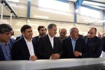 شرکت پرورش و تکثیر ماهی البرز کاسپین افتتاح شد