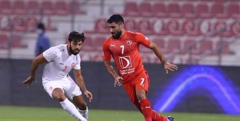 واکنش رسانه قطری به درخشش مهرداد محمدی در العربی+عکس