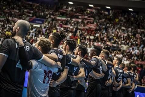 ملی پوش والیبال کانادا: از جو سالن هیجان زده شدیم