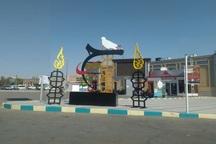 نمایشگاه خیابانی هنرهای تجسمی در آران و بیدگل برپا شد