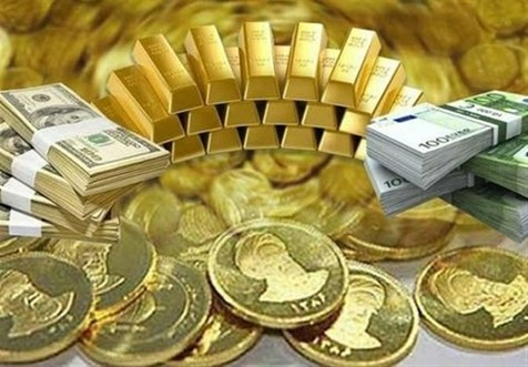 آخرین نرخ سکه، دلار و طلا در بازار امروز/ 22 تیرماه 98