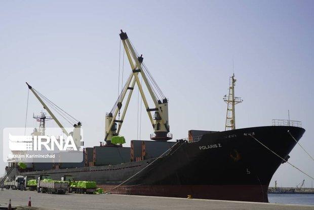 خطدریایی اندونزی-چابهاراین بندر رابههاب ترانزیت تبدیل میکند