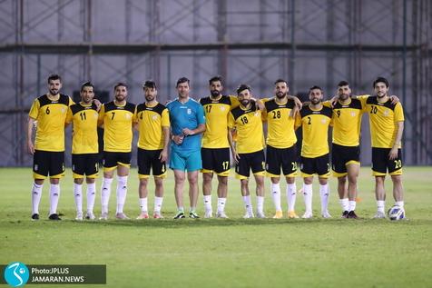 گزارش تصویری| انرژی خالص در تمرین تیم ملی پیش از دیدار با بحرین