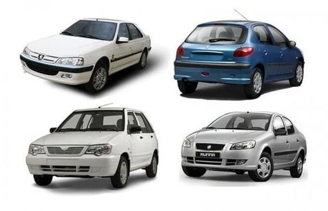 کدام خودروها با مدل ۱۴۰۰ وارد بازار شده است؟