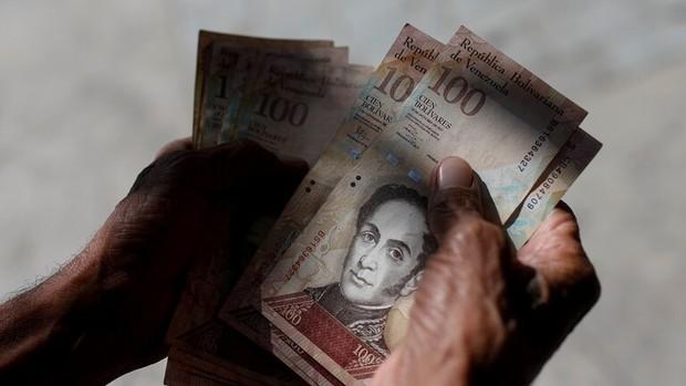حقوق ماهیانه در ونزوئلا 2.5 دلار شد!