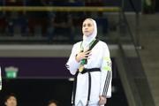 ناهید کیانی حریف کیمیا علیزاده در المپیک شد
