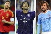 معرفی بازیکنان بزرگی که در سال 2017 از فوتبال خداحافظی کردند
