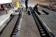 سومین سامانه توزین در حین حرکت خودروهای باری در اصفهان نصب شد