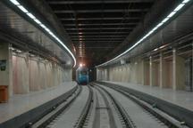 قطارشهری مشهد به حرم مطهر رضوی رسید