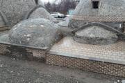 پیشرفت فیزیکی ۳۰ درصدی مرمت حمام تاریخی تسوج