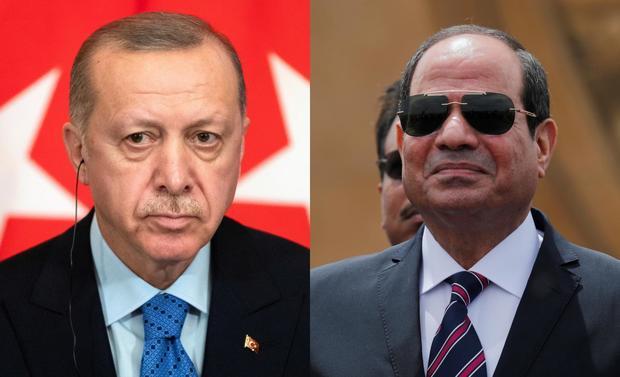 آیا مصر از ترکیه به عنوان اهرم فشار علیه متحدان خود در خلیج فارس استفاده می کند؟