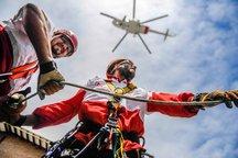 نفر دوم حادثه سقوط از ارتفاعات کوهرنگ زنده پیدا شد