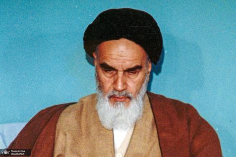 علت تاکید امام بر چاپ عکس مردم در تیتر اول روزنامه ها چه بود؟