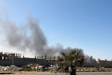 حمله موشکی یک ناو ترکیه به غرب لیبی