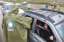 غربالگری و تب سنجی ۶۳ هزار نفر در ورودیهای ایلام