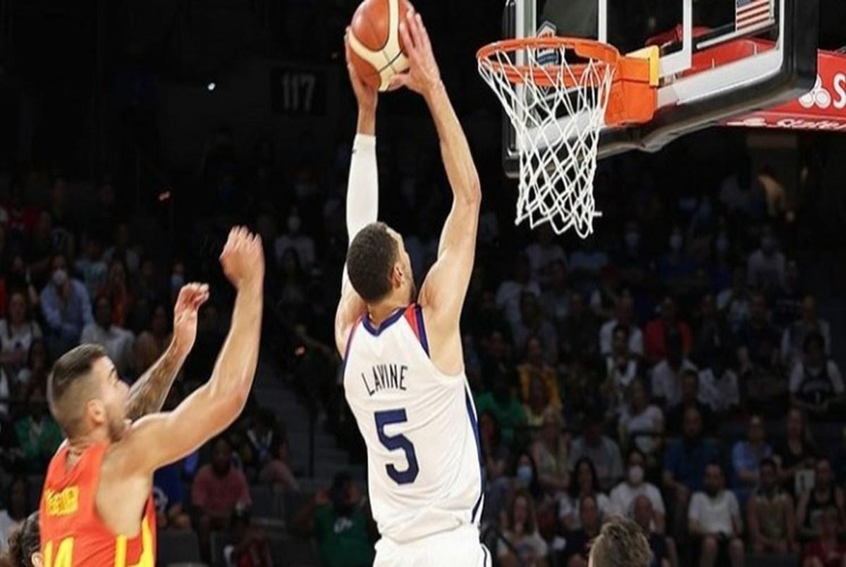 المپیک 2020 توکیو| آمریکا جدال غولهای بسکتبال دنیا را بُرد/ بازیکنان NBA راهی نیمه نهایی شدند