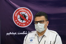 بهبودی ۳۰ نفر بیمار مبتلا به کرونا در استان بوشهر