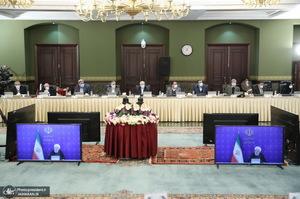 جلسه هیات دولت-20 فروردین