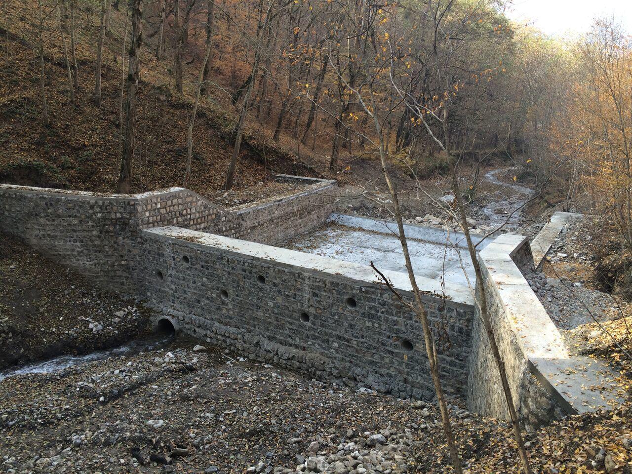 بهرهمندی ۳ هزار و ۶۴۰ خانوار روستایی گلستان از مزایای طرح آبخیزداری